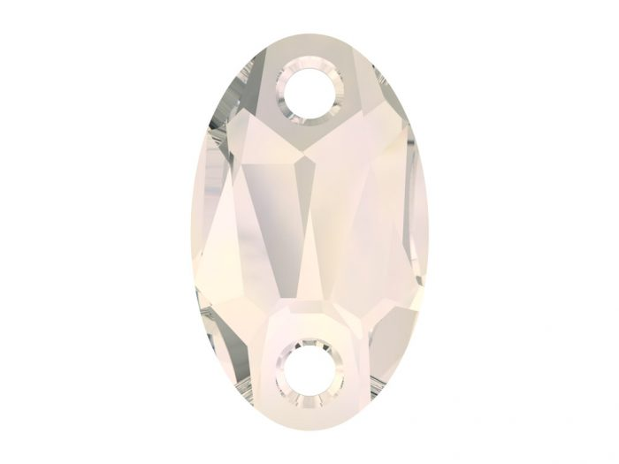 Crystal sew-on stone Swarovski owlet 3231 18x11mm - 1/2
