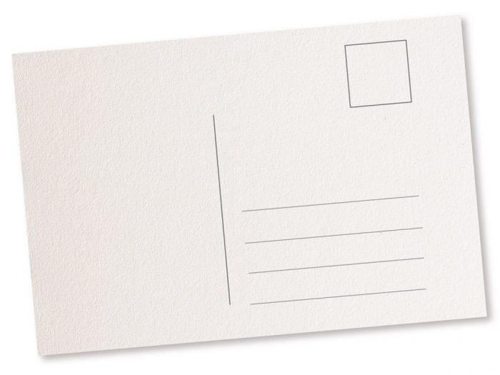 Apsveikuma kārtiņas Raphael tukša