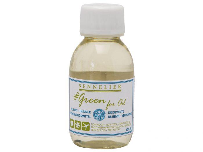 Õlivärvi vedeldaja Sennelier Green for Oil