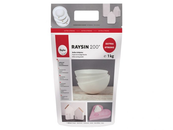 Casting powder Raysin 200 - 1/6