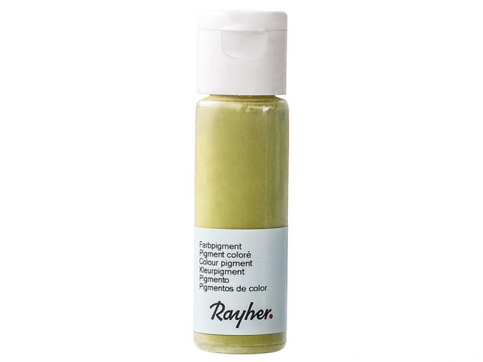 Pigments Rayher - 1/6