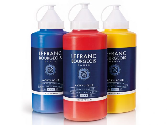 Acrylic colour LB Fine 750ml