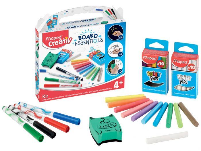 Tahvlivahendite komplekt Maped Creativ Board Essentials - 1/3
