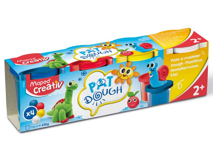 Lipdymo masė Maped Creativ Early Age - 1/2