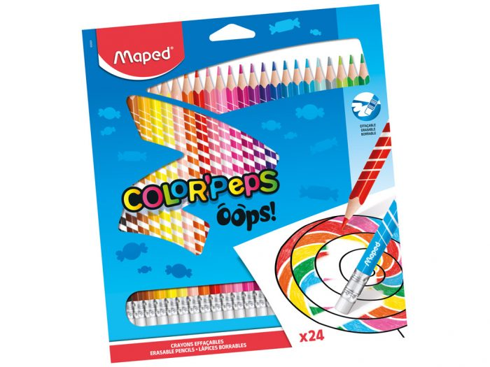Värvipliiats Maped Color'Peps Oops! - 1/2