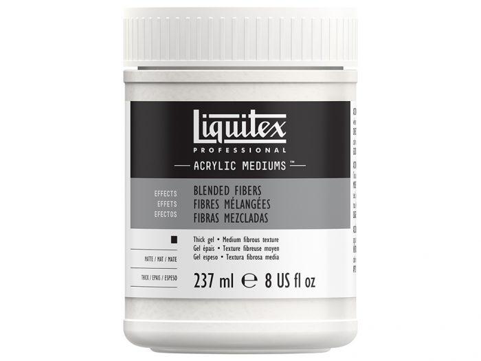 Akrüülvärvi lisand Liquitex Blended Fibers - 1/2
