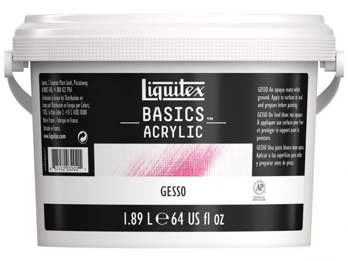Krunt Liquitex Basics