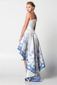 Raimonda Silė vestuvinė suknelė