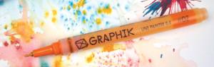 Derwent Graphik Line Painter marker
