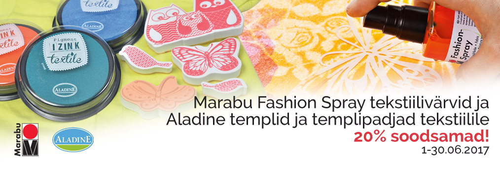 Fashion Spray+Aladine