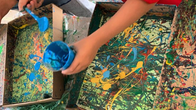 HEV-õpilase toetamine läbi kunsti
