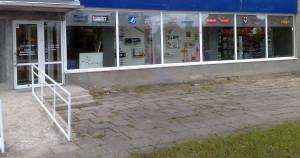 Skizze Vilnius